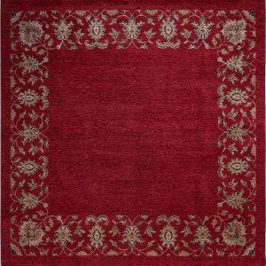 Teppichgalerie-sofia-Reniessance-Rot-min